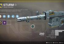 destiny 2 relics of the golden age sturm exotic