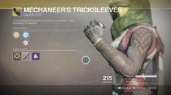 destiny 2 xur mechaneers tricksleeves