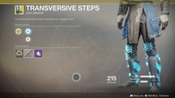 destiny 2 xur transversive steps