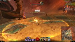 gw2 PoF erald of Baltazard Doom Attack