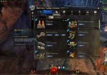 gw2 path of fire black lion trading company new items