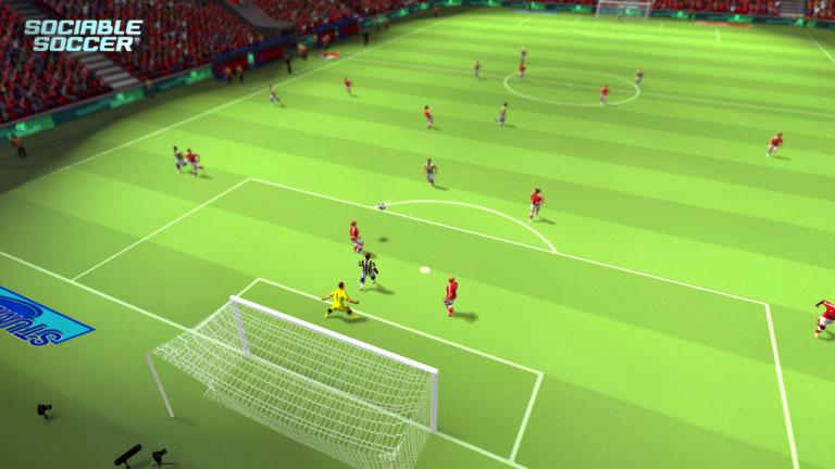 sociable soccer release date