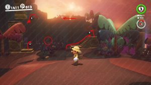 #3 power moon lost kingdom location super mario odyssey