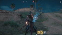 AC Origins Anubis Outfit Trials of the Gods