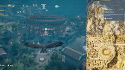AC Origins Cyrene Gladiator Arena