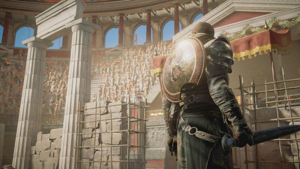 AC Origins How to Unlock Gladiator's Arena