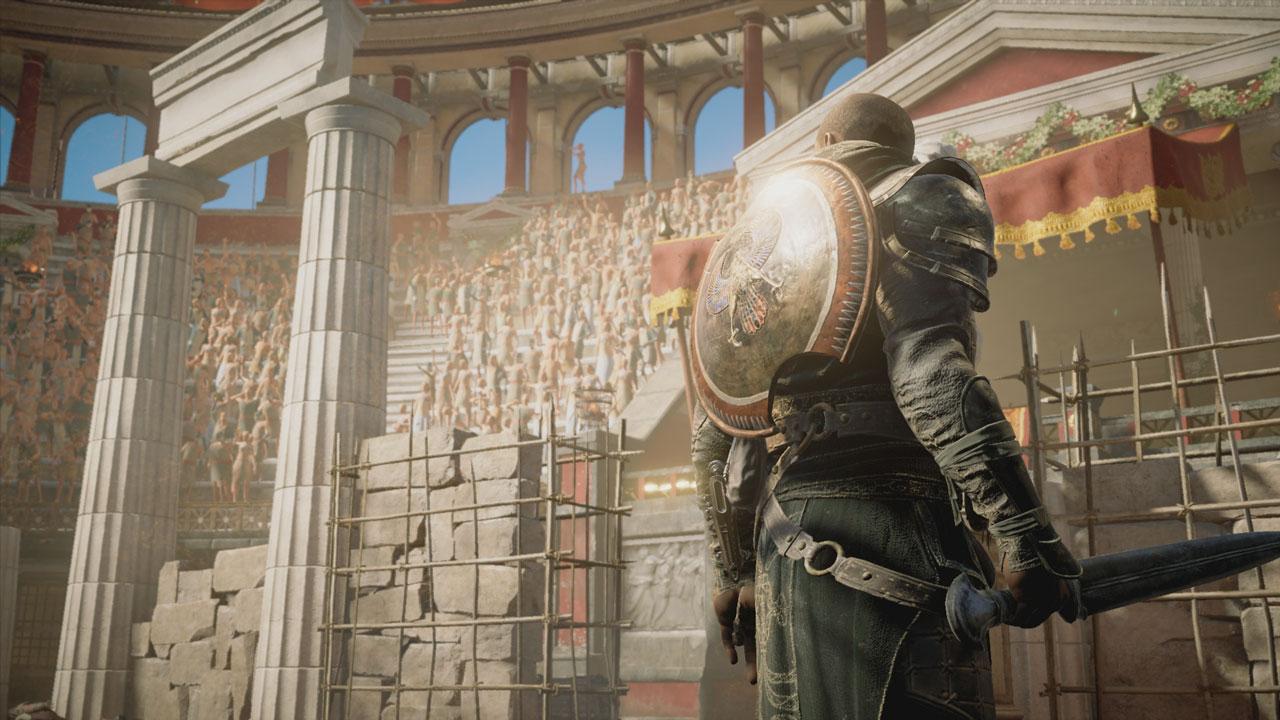 Ac Origins How To Unlock Gladiator S Arena