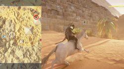 AC Origins The Hyena Pyramid of Khufu