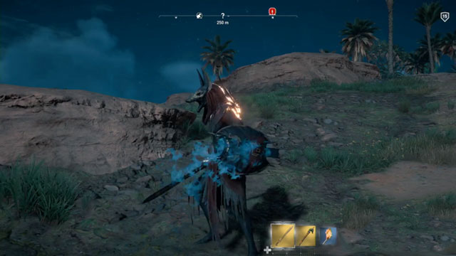 Assassin's Creed Origins Trials of the Gods Anubis Outfit & Weapons