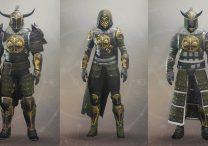 Destiny 2 Iron Banner Armor & Weapons
