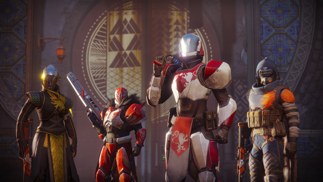 Destiny 2 Weekly Reset October 3rd - New Nightfall, Flashpoint, & More