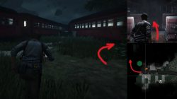 Evil Within 2 Handgun Ammo Pouch Residential Area Location