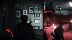 Evil Within 2 Photo of William Baker Location