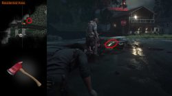 Evil Within 2 Weapon Hand Axes Location