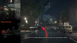 Evil Within 2 Weapon Warden Crossbow Location