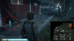 Evil Within 2 chapter 3 locker key statue residential area sniper