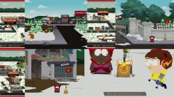 Fast Travel Flag Locations South Park Fractured But Whole