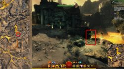 GW2 Aisha Jedgok Location Consecrated Jackal Treat