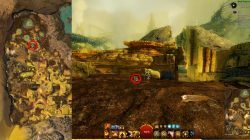 GW2 Sulfuric Sample Location