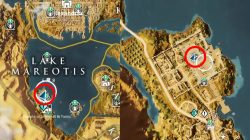 Hypostyle Hall Papyrus Puzzle Location AC Origins