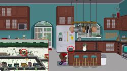 Memberberries Token's House South Park Fractured But Whole