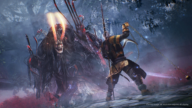 Nioh Complete Edition Steam Release Date Revealed
