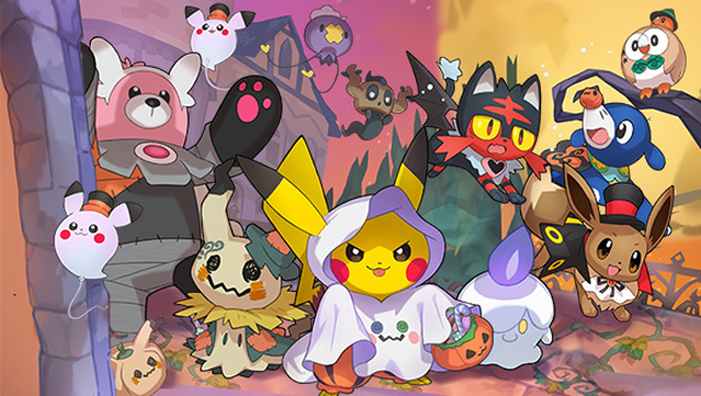 Pokemon GO Halloween Season Event Announced