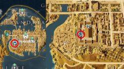 Sarapeion Papyrus Puzzle in Alexandria AC Origins