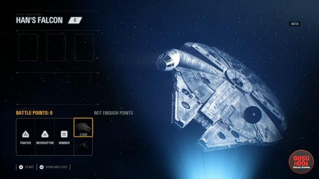 Star Wars Battlefront 2 How to Get Millennium Falcon