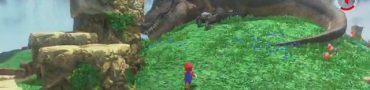 Super Mario Odyssey Capturable Creatures Locations