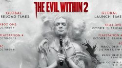 When is Evil Within 2 Launch Time