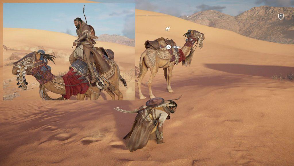 ac origins Sand Dweller