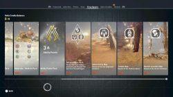 ac origins helix credits collectible maps