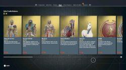 ac origins helix credits items