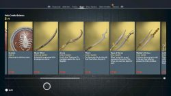 ac origins helix credits weapons