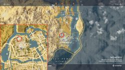 ac origins in plain sight papyrus location