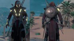 ac origins isu armor