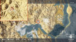 ac origins leaning tower papyrus puzzle walkthrough