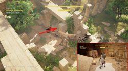 ac origins old temple clues
