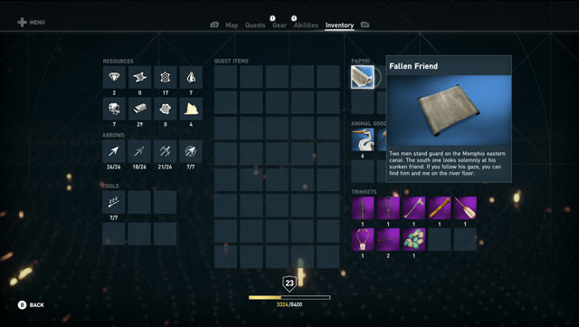 ac origins papyrus puzzle solutions elementary my dear bayek