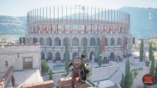 ac origins roman legionary outfit