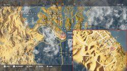 ac origins sea of sand papyrus puzzle solution