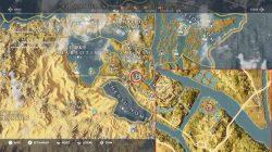 ac origins side quest murder investigation sapi-res ruins