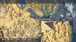 ac origins stone fungus papyrus puzzle walkthrough