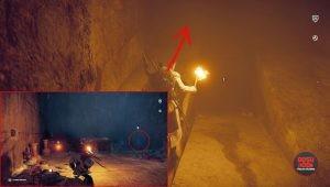 ac origins tumba de khufu