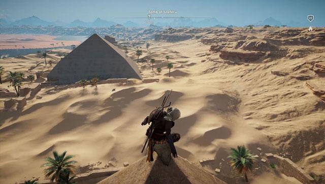 ac origins tombs pyramids locations walkthrough
