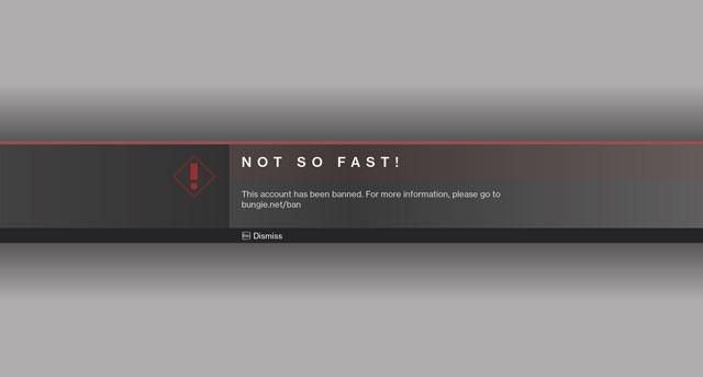 destiny 2 pc ban