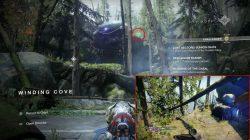 Destiny 2 Xur EDZ Location