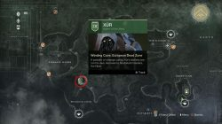 Destiny 2 Xur Location October 6th