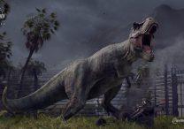 jurassic world evolution trailer